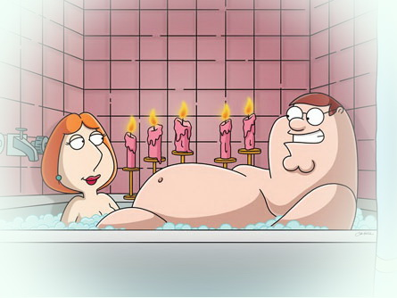 The Family Guy adult fan blog opens today.