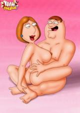 Family Guy porn story - Lois Griffin porn Megan Griffin porn