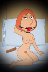 Family Guy porn comics - Lois Griffin porn