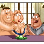 Good wife of Peter Griffin - Lois Griffin porn