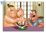 Family Guy porn artworks