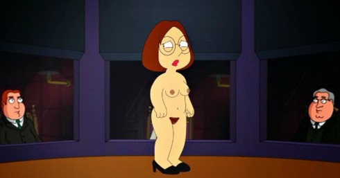 Meg sex scene
